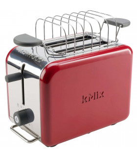 TTM021  Toaster Kenwood Red