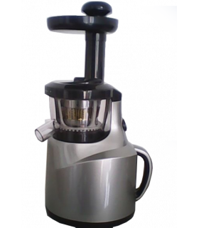GREENIS slow juicer / silver