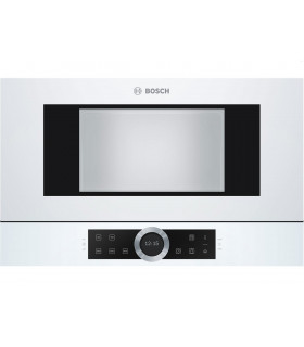 BFR634GW1 Bosch White  900 W 21L  TFTcolor and tex