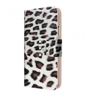 Safari Leopard  IPhone6/6S Wallet Case 1312TRI74