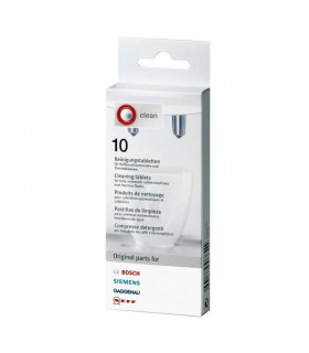 TCZ8001  Bosch Descaling and anticorrosion tablets